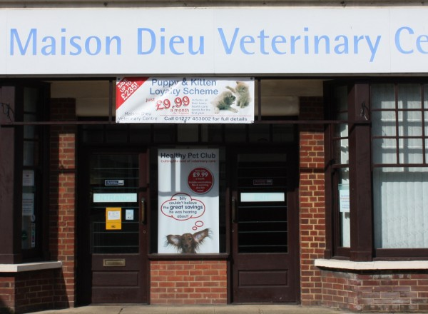 Maison Dieu Veterinary Centre