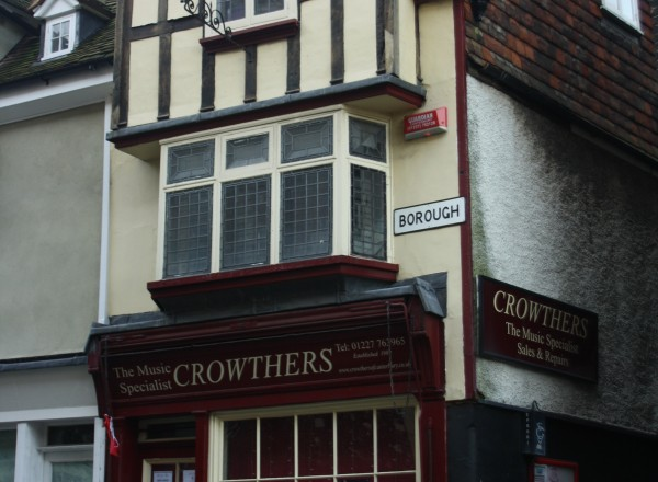 Crowthers of Canterbury
