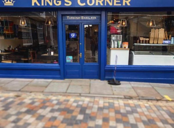 The King's Corner