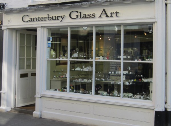 Canterbury Glass Art