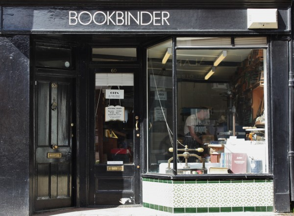 Canterbury Bookbinder