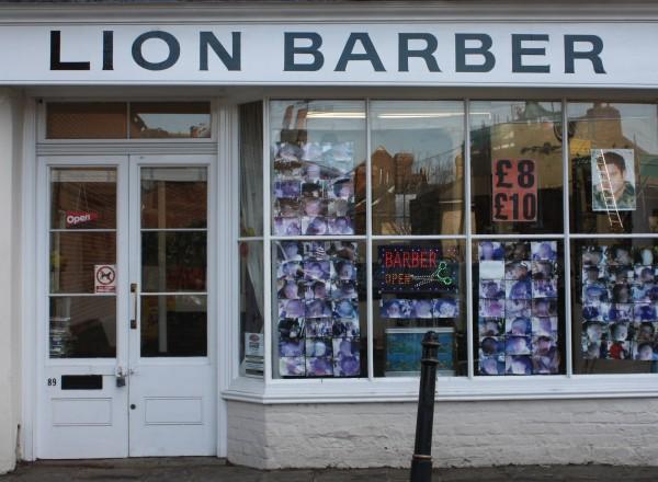 Lion Barber