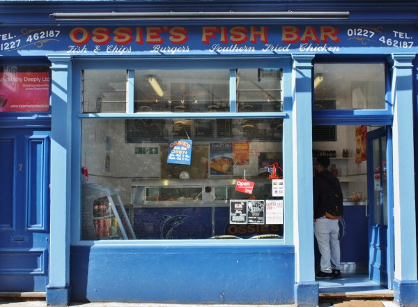Ossie's Fish and Chip Bar