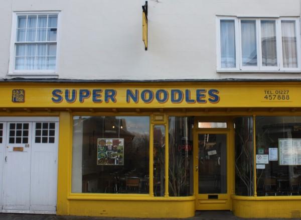 Supernoodles