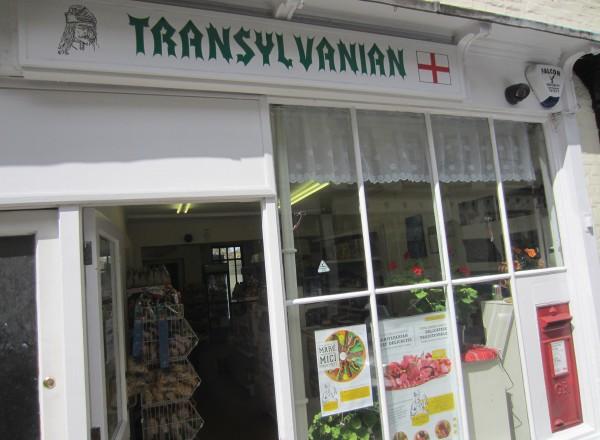 Transylvanian Stores