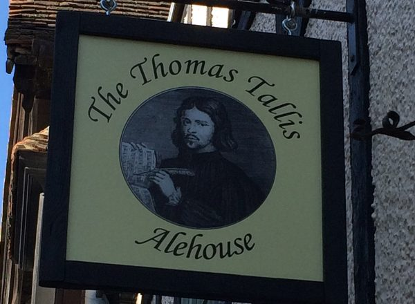 The Thomas Tallis Alehouse