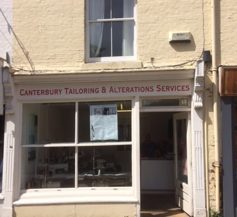 Canterbury Tailoring Services