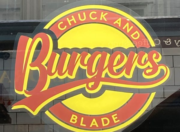 Chuck and Blade Burgers